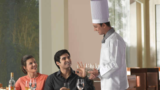 Sarovar Lunch, La Place Sarovar Portico Lucknow, hotels in lucknow
