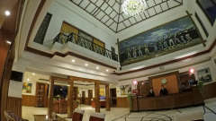 Lobby at The Royal Plaza Gangtok Hotel, gangtok hotels 2