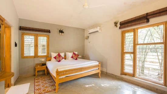 Bandhavgarh National Park Resorts, Rosa Bandhavgarh Meadows, Rooms 25