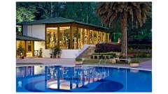 Swimming Pool at Hotel Clarks Amer Jaipur - 5 Star Hotel In Jaipur Near Airport