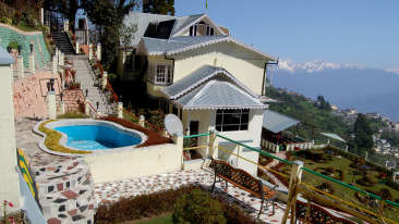 Central Hotels  Central Nirvana Resort Darjeeling Hotel