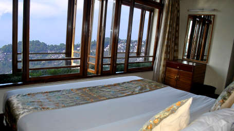 Central Heritage, Darjeeling Darjeeling Central Heritage Suite room