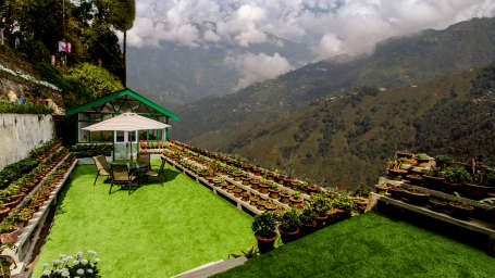 Central Hotels  Central Gleneagles Heritage Resort Darjeeling