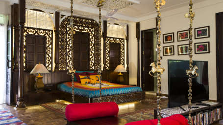 Shaheen Bagh Resort Dehradun Jungle Fowl Master Suites1