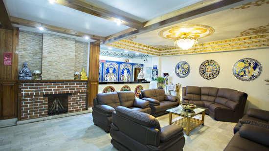 Central Hill Resort, Gangtok Gangtok Lobby1