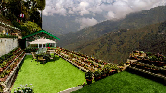 Central Hotels  Central Gleneagles Heritage Resort Darjeeling