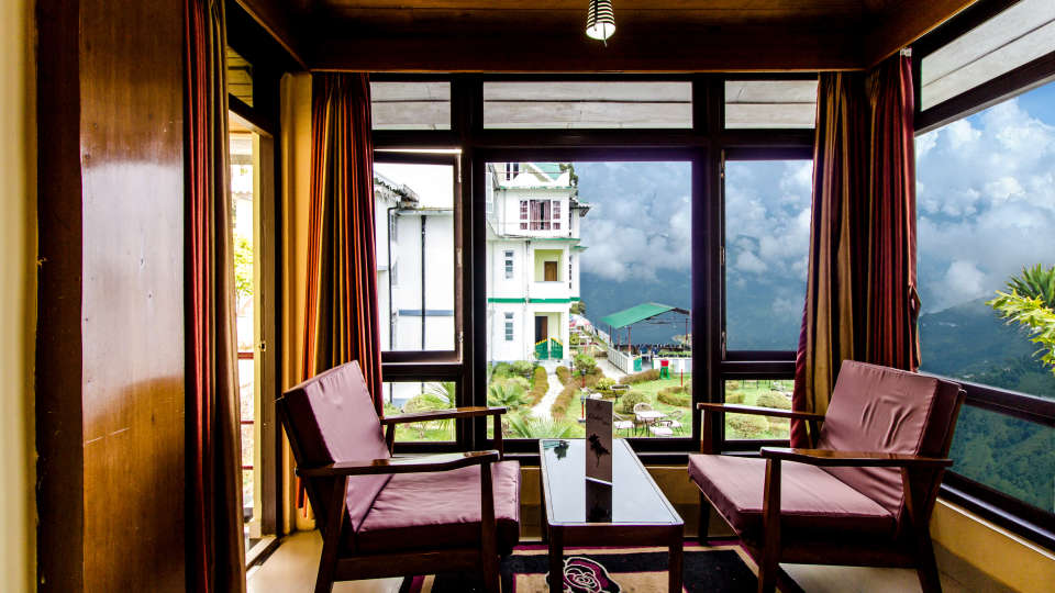 Central Gleneagles, Darjeeling Darjeeling club room 2