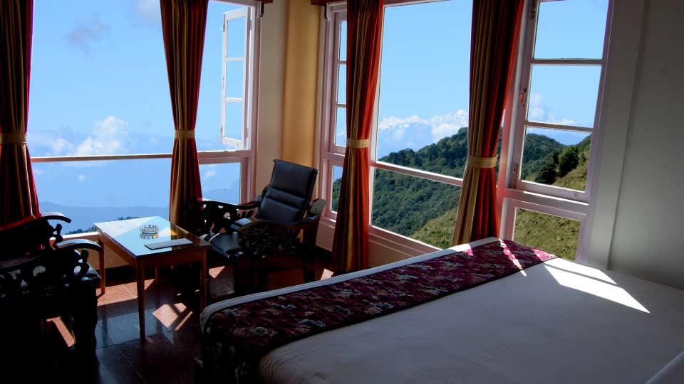 Central Gleneagles, Darjeeling Darjeeling deluxe room