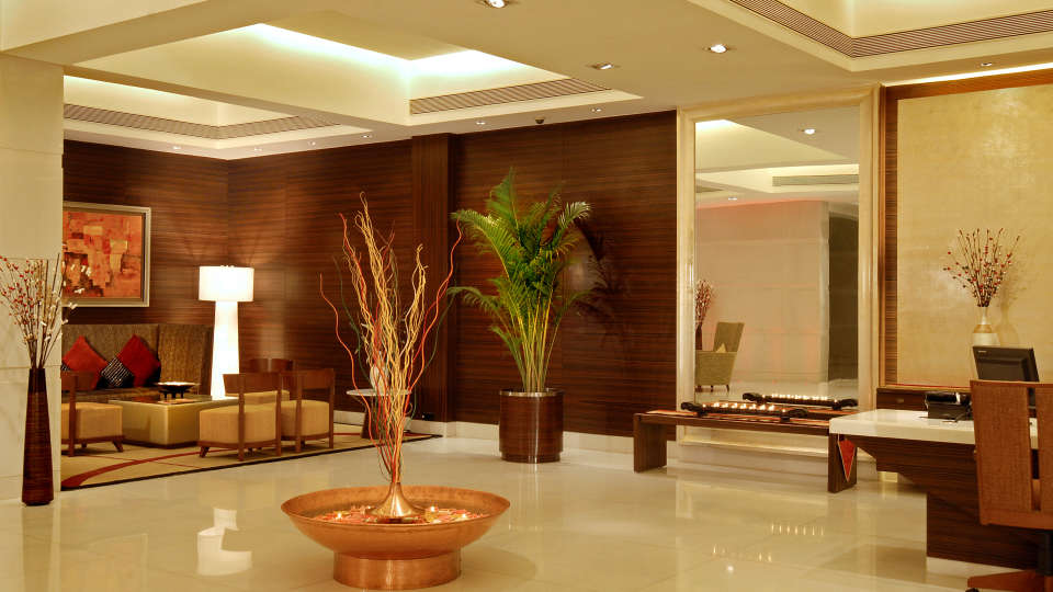 Lobby Grand Sarovar Premiere Mumbai 3