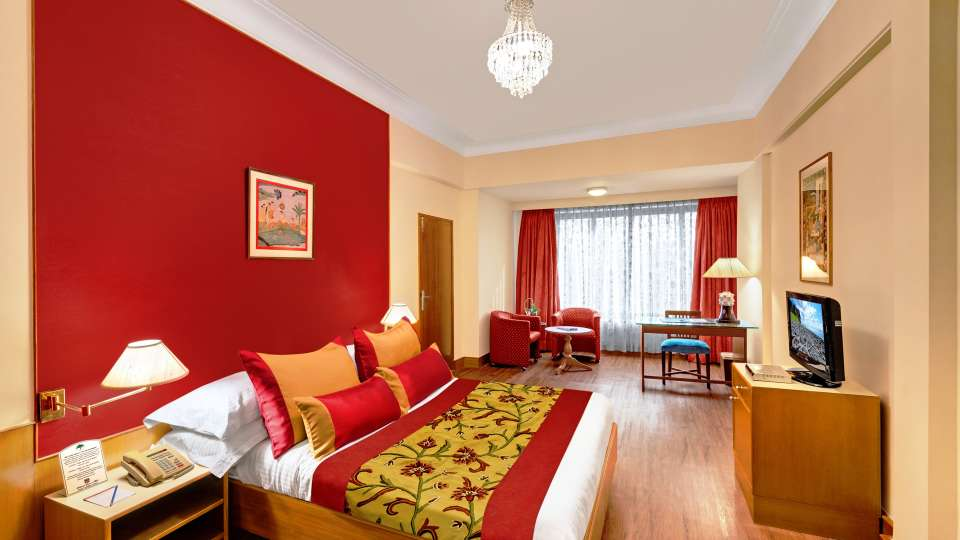 Deluxe Rooms in South Mumbai, The Ambassador, 4-star hotel in Mumbai