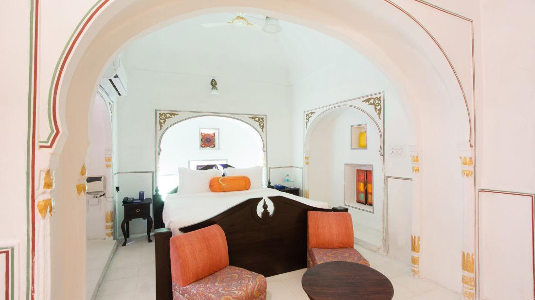 Heritage Room at Bara Bungalow Kalwar, Jaipur 3, Jaipur rooms, stay in Jaipur