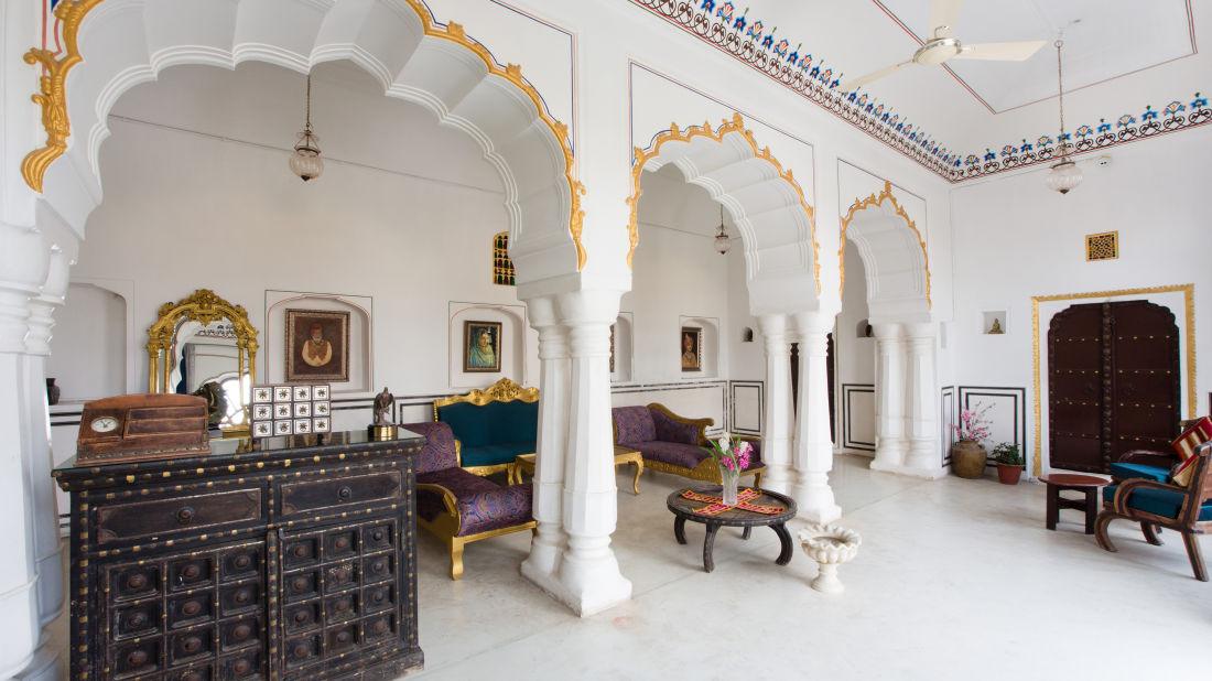 Lounge at Bara Bungalow Kalwar, Jaipur 8, Best Villa in Jaipur, Luxury Villa in Jaipur