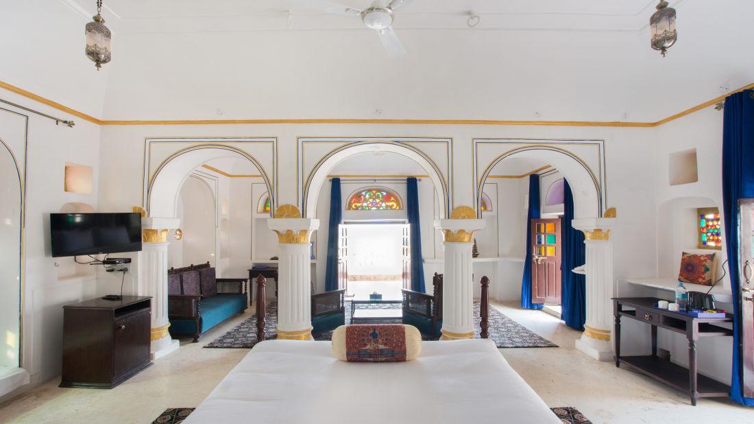 Suite at Bara Bungalow Kalwar, Jaipur 3, Jaipur Suites, Suites in Jaipur