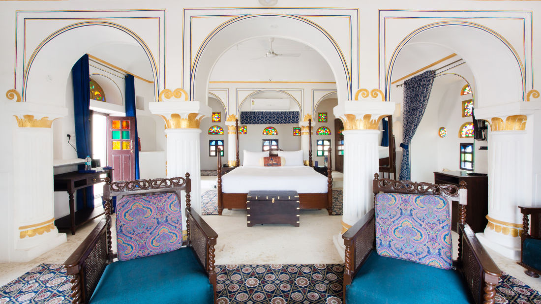 Suite at Bara Bungalow Kalwar, Jaipur 5, Jaipur Suites, Suites in Jaipur
