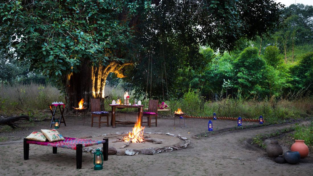 Rosa Bandhavgarh Meadows, Bandhavgarh Jungle Lodge, Bandhavgarh Resort 39