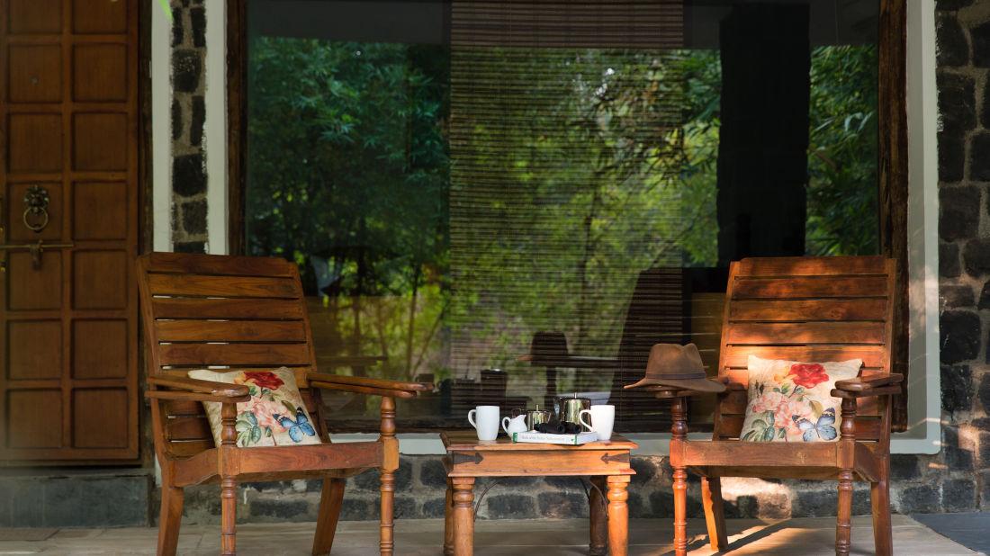 Bandhavgarh National Park Resorts, Rosa Bandhavgarh Meadows Tiger Safari Lodge, Rooms