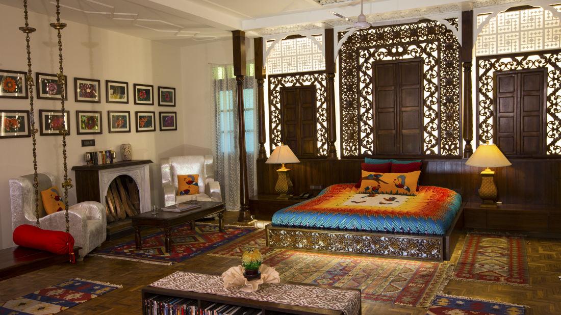 Shaheen Bagh Resort Dehradun Jungle Fowl Master Suite_Stay In Dehradun_Suite In Dehraduns4