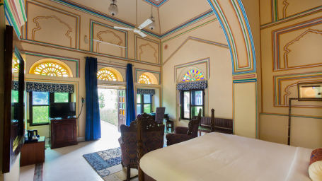 Heritage Room at Bara Bungalow Kalwar, Jaipur 2, Jaipur rooms, stay in Jaipur