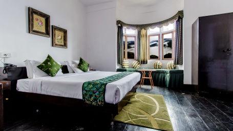 Central Gleneagles, Darjeeling Darjeeling room central gleneagles resort