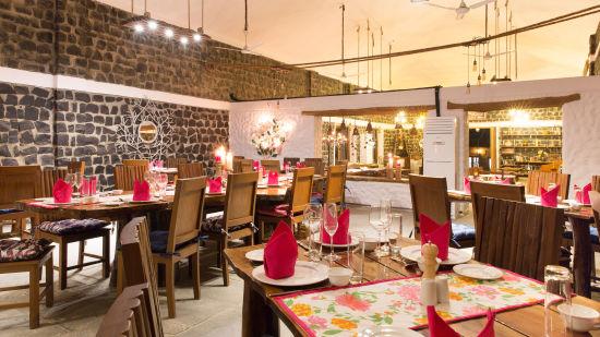 O Bite, Rosa Bandhavgarh Meadows, Restaurant in Bandhavgarh 2