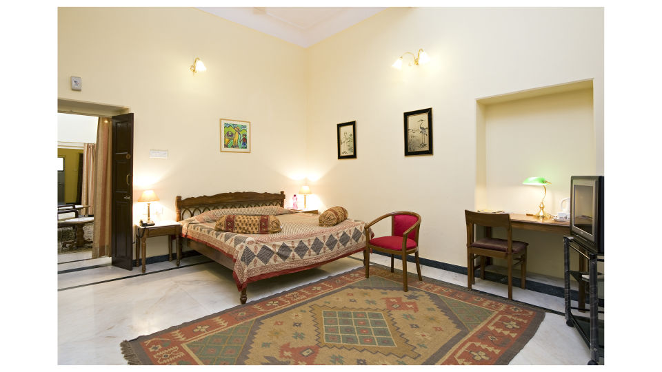 A Deluxe Room 2