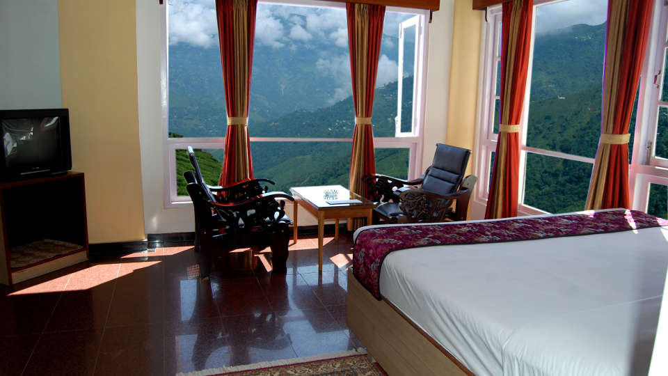 Central Gleneagles, Darjeeling Darjeeling deluxe rooms