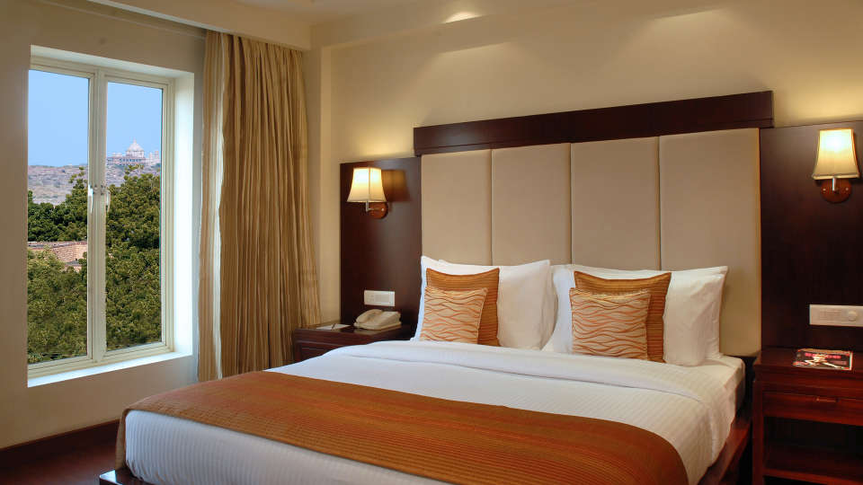 Deluxe Rooms Park Plaza Jodhpur 1