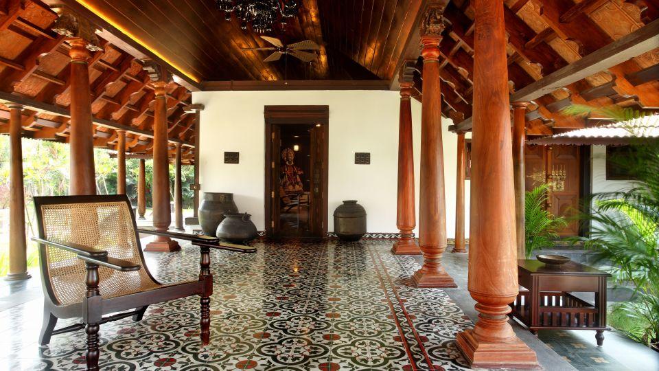 Heritage Villa Vasundhara Sarovar Premier Vayalar