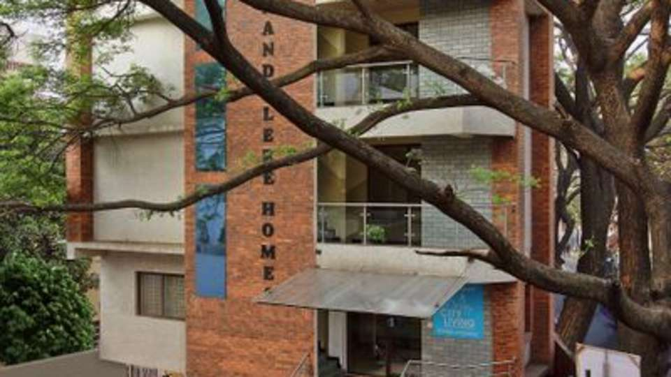 City Living Apartments Bengaluru facade City Living Apartments Bangalore