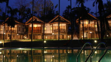 Pool Facing Rooms at Infinity Resorts Kaziranga, Resort facilities in Kaziranga 6