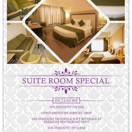 Suite Room Special - VITS Mumbai