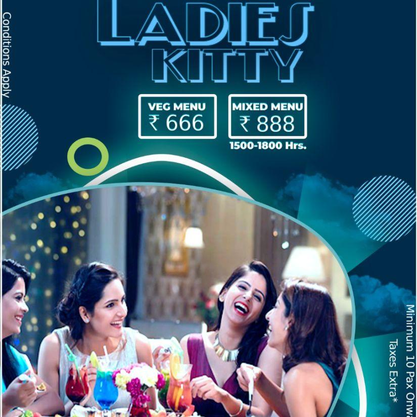 Ladies Kitty