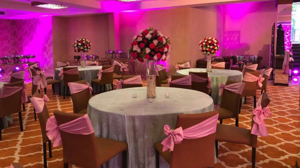 Unma Banquet Hall 4 Udman Hotels Resorts - Mahipalpur New Delhi Hotel in Karol Bagh
