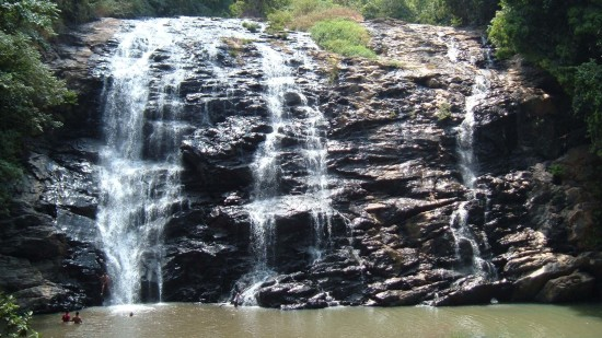 Water Falls in Coorg, Amanvana Resort Spa, Places To Visit In Coorg 1