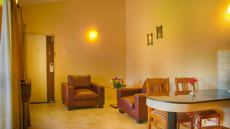 Green Pasture Resort in Kodaikanal by Hill Country Hotels and Resorts Premium Suite 4