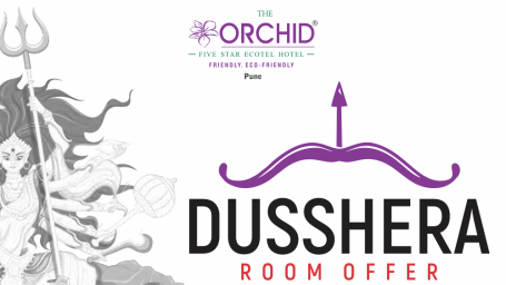 Dussehra Offer 2018 at The Orchid Hotel Pune