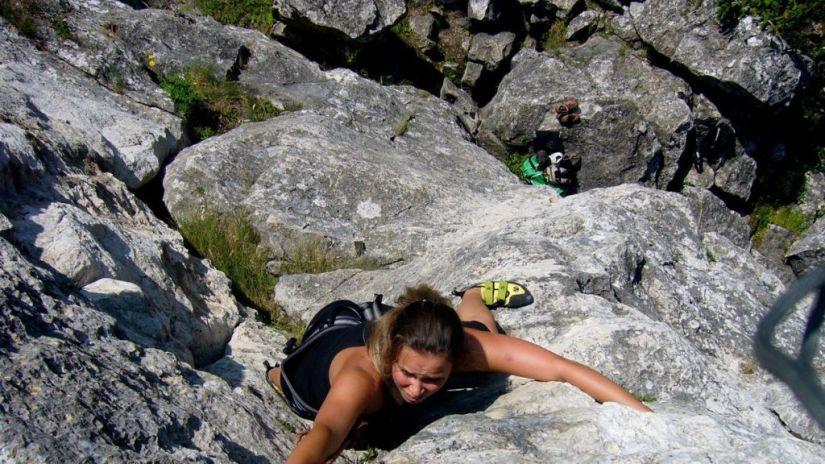 Ojaswi Resorts  Rock climbing in Bageshwar Ojaswi Resorts