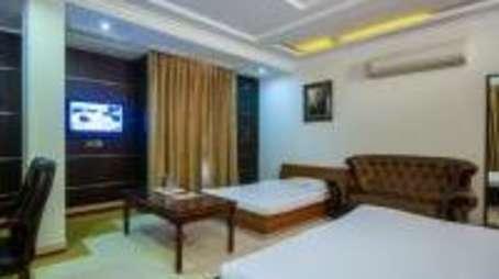 Hotel Trisha Bhoomi Residency Agra Bhoomi Residency Agra Royal Club Room2 room