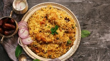 The World Famous Biryani Daspalla Hyderabad