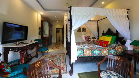 Parakeet _Superior Rooms_Shaheen Bagh Resort_Stay In Dehradun 3