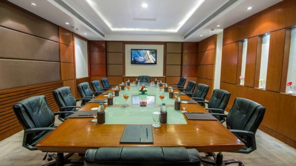 Meeting Hall at Hotel Sarovar Portico Jaipur