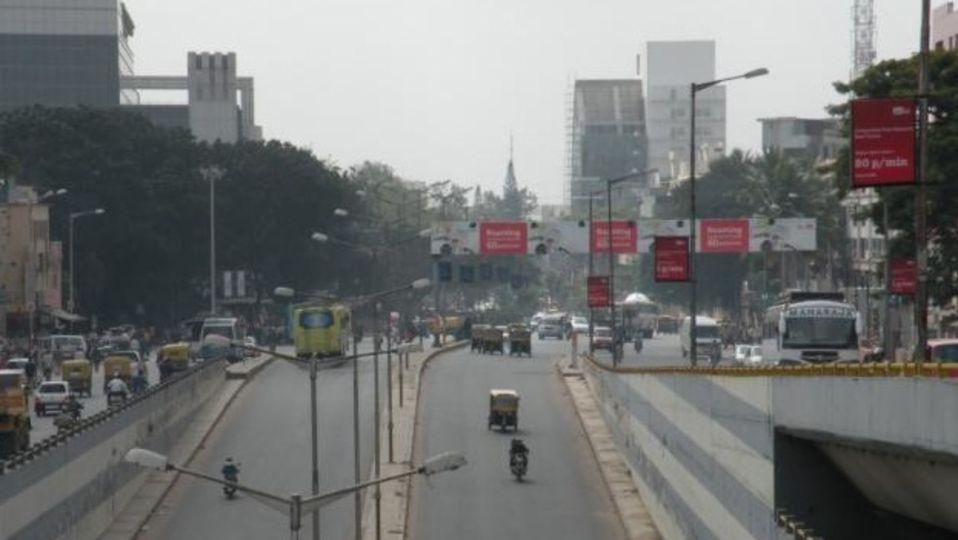 Bannerghatta 1 kms-Road-Bengaluru