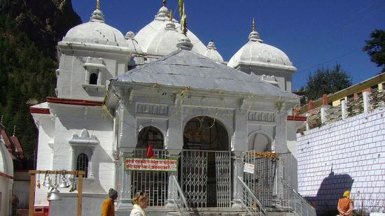 Gangotri Shaheen Bagh. Char dham temples