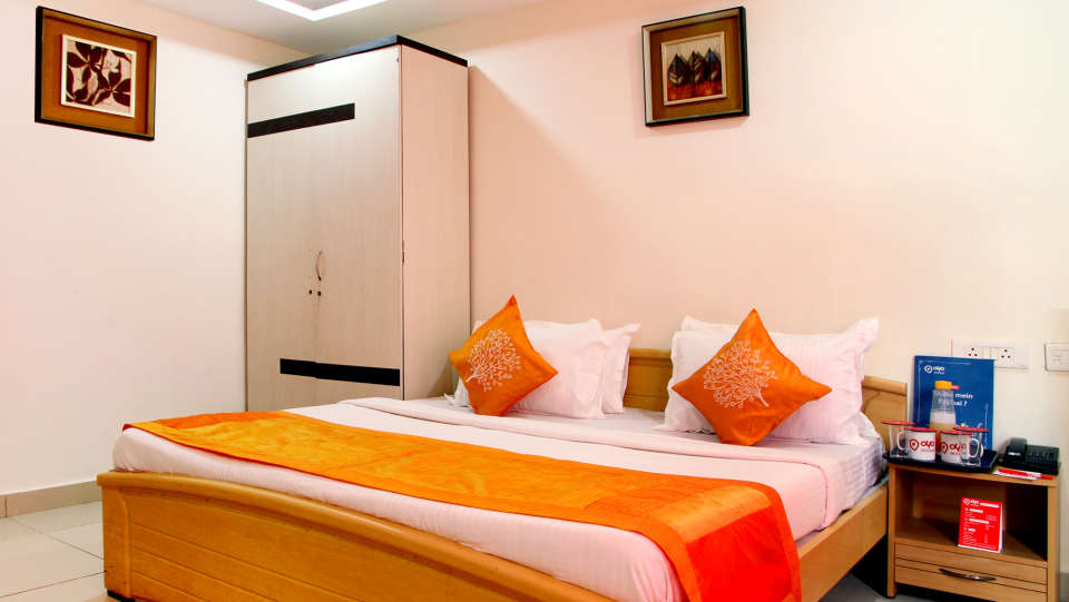 Hotel Siri Inn Hyderabad Hyderabad Deluxe Room 4 Hotel Siri Inn Hyderabad