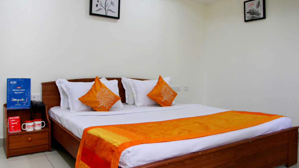 Hotel Siri Inn Hyderabad Hyderabad Deluxe Room Hotel Siri Inn Hyderabad