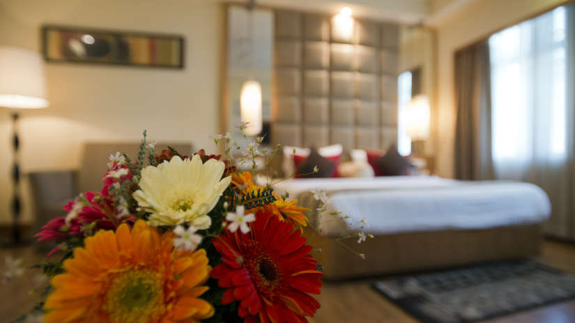 The Manor Bareilly Hotel  Bareilly Rooms The Manor Bareilly by Leisure Hotels Uttarakhand2