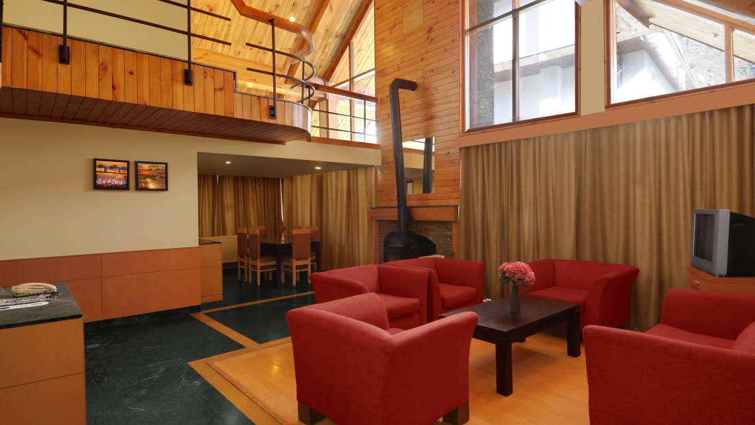 Quality Inn & Suites River Country Resort  Manali 4 Bedroom Cottage Quality Inn Suites River Country Resort Manali 3
