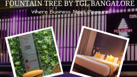 Offer at Hotel Fountain Tree by TGI - JP Nagar Bangalore