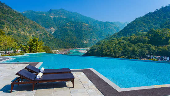 Aloha On the Ganges Rishikesh Infinity Pool2