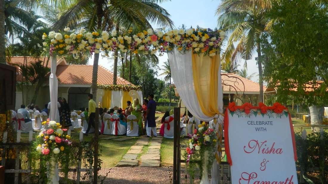 Fantasy Golf Resort Wedding 4
